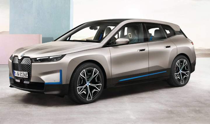2021 bmw ix — the first pure electric ev suv - all about