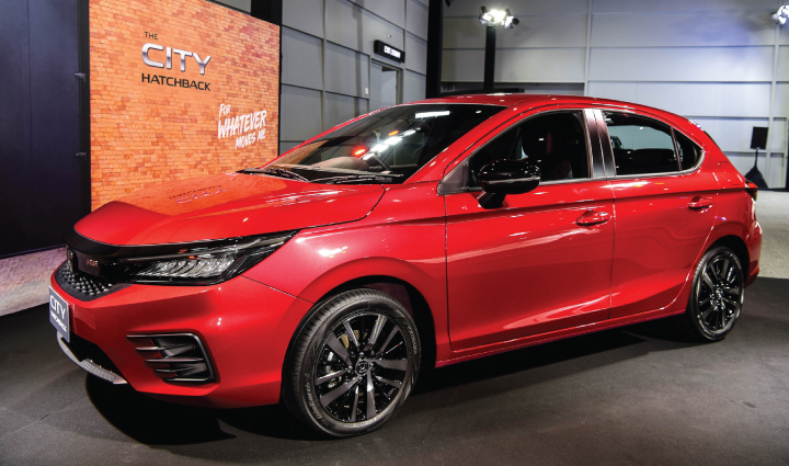 2021 ALL NEW HONDA CITY HATCHBACK - ALL ABOUT CARS PH